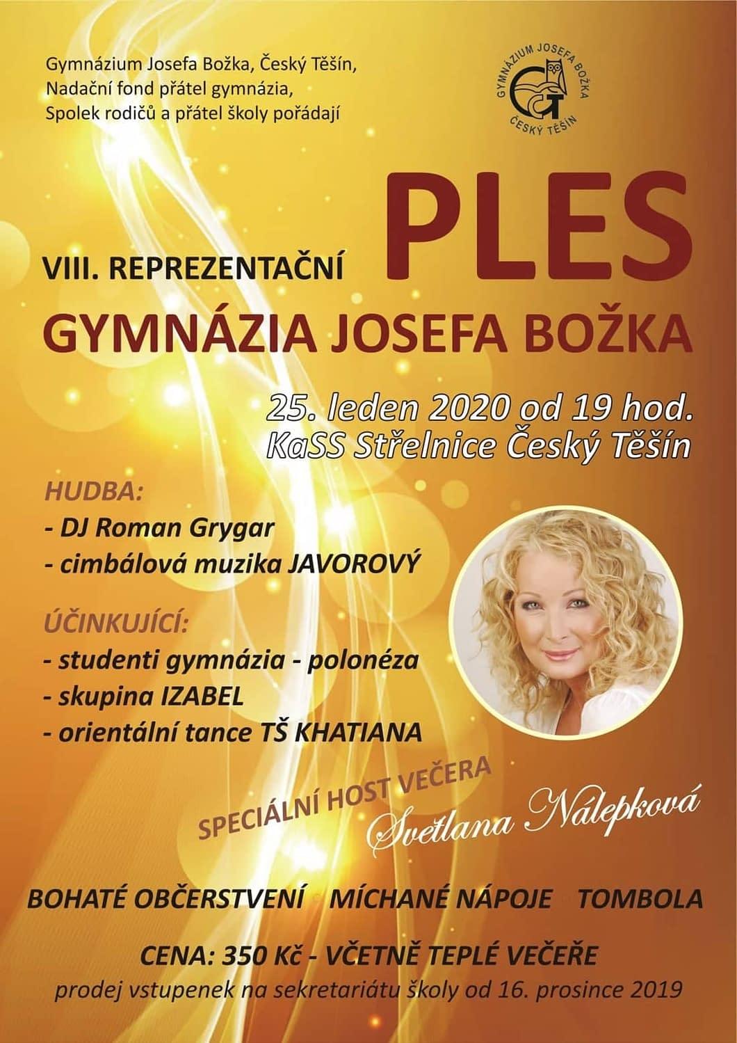 25.1.2020 – Kass střelnice – Ples